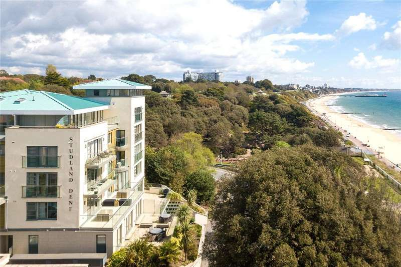 3 Bedrooms Penthouse Flat for sale in Studland Dene, 2 Studland Road, Alum Chine, Bournemouth, BH4
