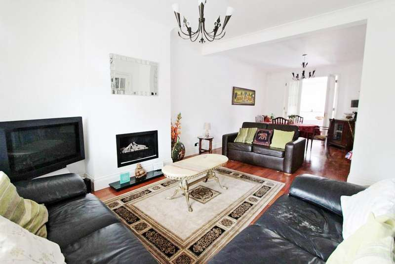 3 Bedrooms House for sale in Creighton Road, Tottenham