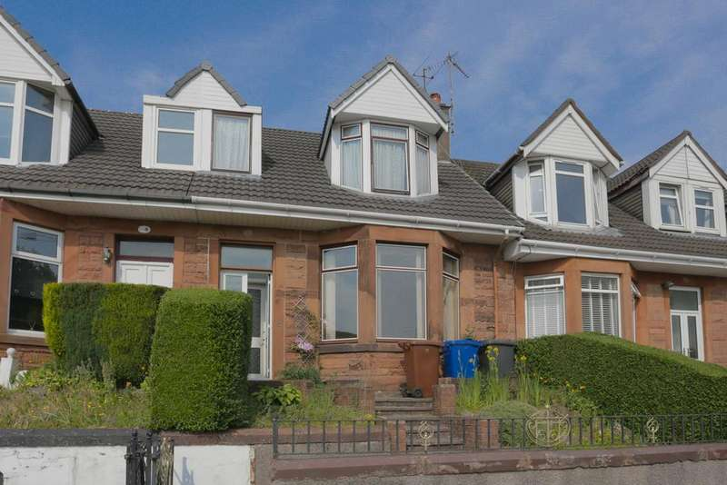 3 Bedrooms Terraced House for sale in 109 Montrose Street Clydebank Glasgow G81 2PD