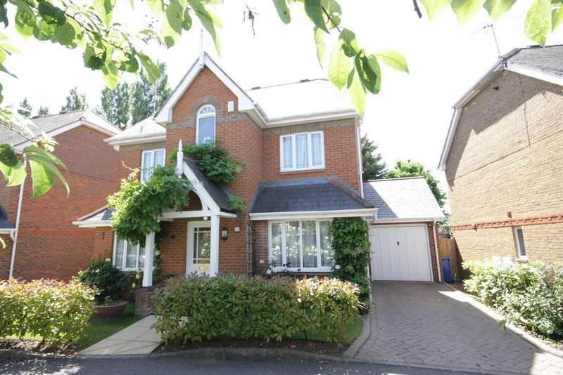 4 Bedrooms Detached House for sale in Raymond Road, Maidenhead