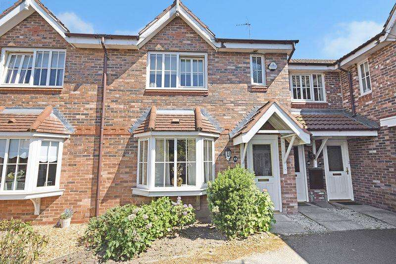 3 Bedrooms Mews House for sale in Brackenwood Drive, Widnes
