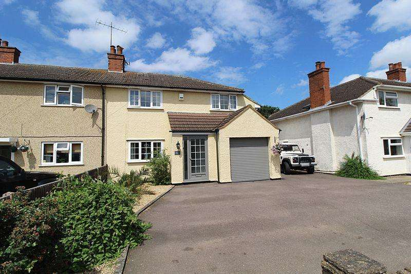 5 Bedrooms Semi Detached House for sale in Cambridge Road, Langford