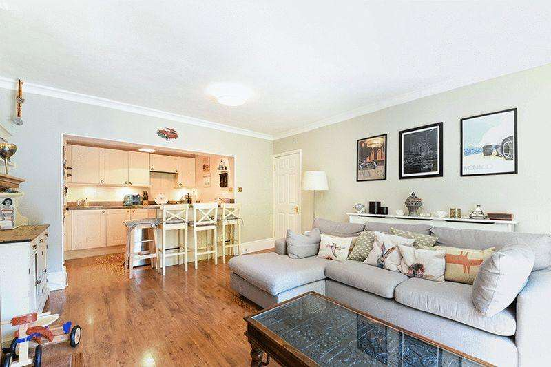 2 Bedrooms Apartment Flat for sale in Babington Road, London