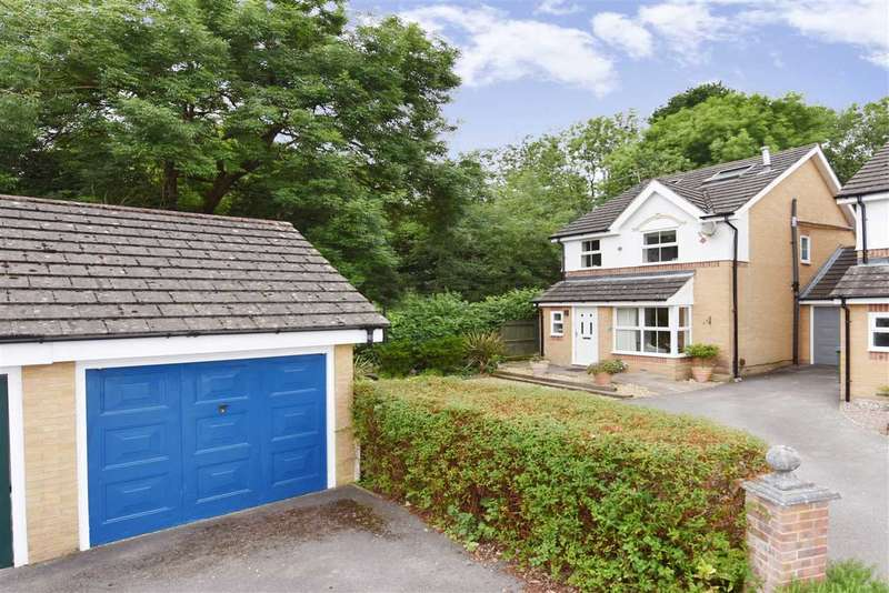4 Bedrooms Detached House for sale in MUSTANG AVENUE, WHITELEY