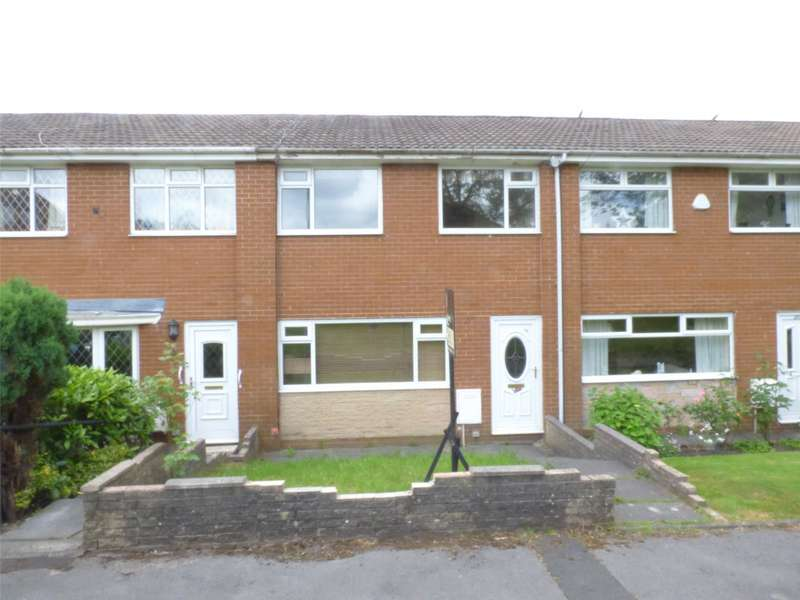 3 Bedrooms Terraced House for sale in Dryclough Walk, Royton, Oldham, Greater Manchester, OL2