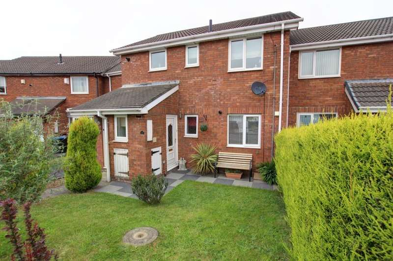 1 Bedroom Flat for sale in Carlton Close, Ouston, Chester Le Street, DH2