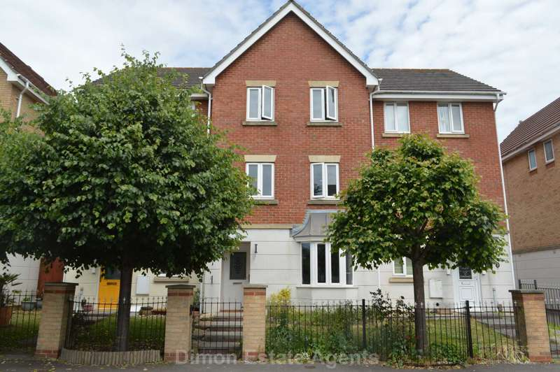 4 Bedrooms Terraced House for sale in Heritage Way, Priddys Hard