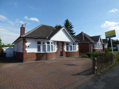 3 Bedrooms Bungalow for sale in Willson Road, Littleover, Derby, Derbyshire