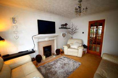 2 Bedrooms Semi Detached House for sale in Bessancourt, Homes Chapel, Crewe, Cheshire