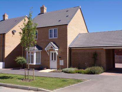 3 Bedrooms Detached House for sale in Thillans, Cranfield, Bedford, Bedfordshire