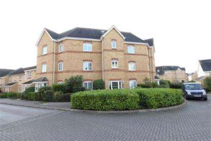 2 Bedrooms Flat for sale in Avery Close, Leighton Buzzard, Beds, Bedfordshire