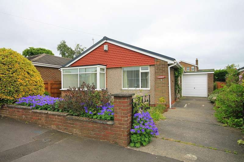 2 Bedrooms Detached Bungalow for sale in Helmsley Road, Newton Hall, Durham