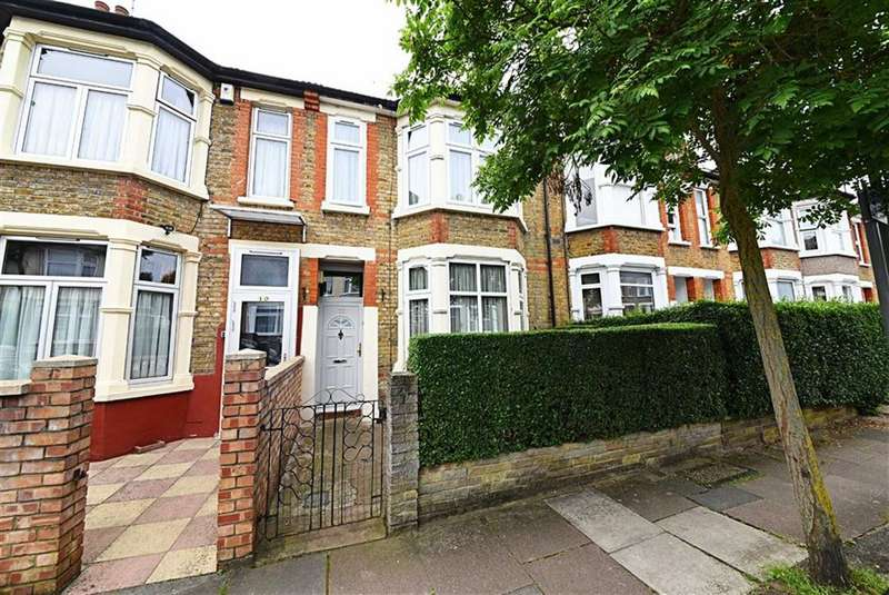3 Bedrooms Terraced House for sale in Glebe Road, Finchley, London, N3