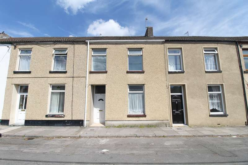 3 Bedrooms Terraced House for sale in Woodfield Road, Tredegar, NP22