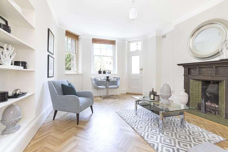 2 Bedrooms Flat for sale in Oakwood Court, London, W14