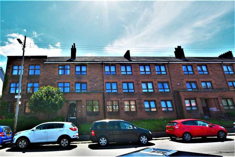 3 Bedrooms Flat for sale in Craigpark Drive ,Dennistoun ,G31