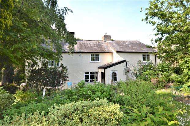 4 Bedrooms Detached House for sale in Stoke Climsland, Callington, Cornwall