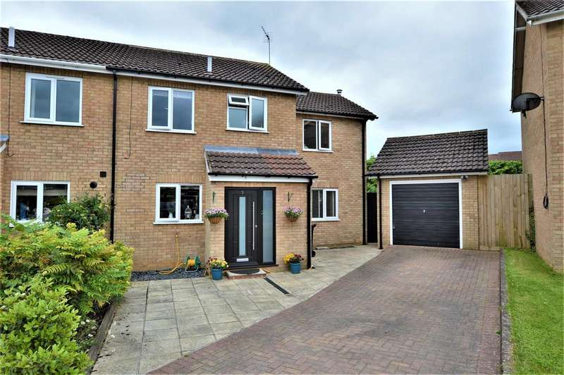 4 Bedrooms Detached House for sale in Fir Road, Stamford