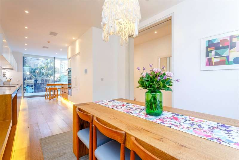 4 Bedrooms Terraced House for rent in Tyndale Terrace, Canonbury, N1