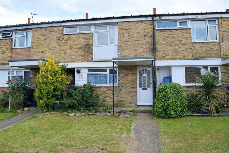 2 Bedrooms Terraced House for sale in Upper Mealines, Harlow, Essex, CM18 7AN