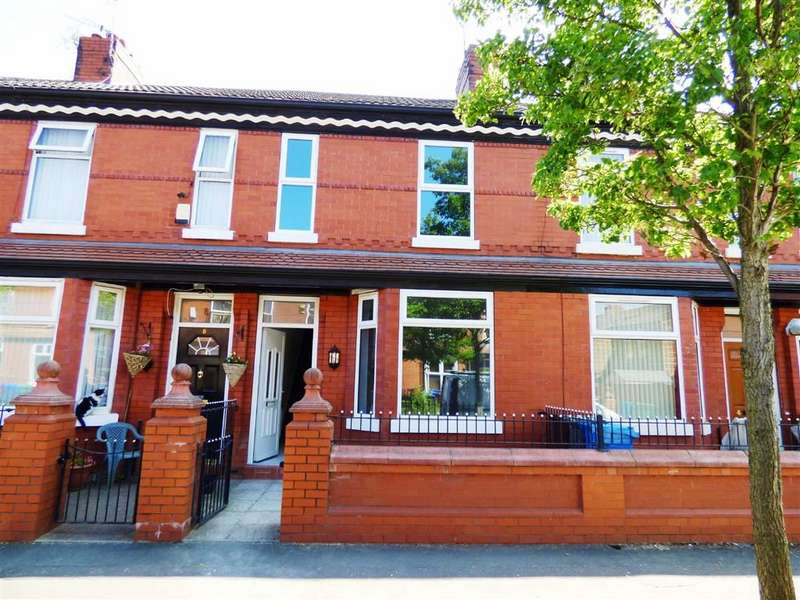 2 Bedrooms Terraced House for sale in Regent Avenue, Fallowfield, Manchester, M14