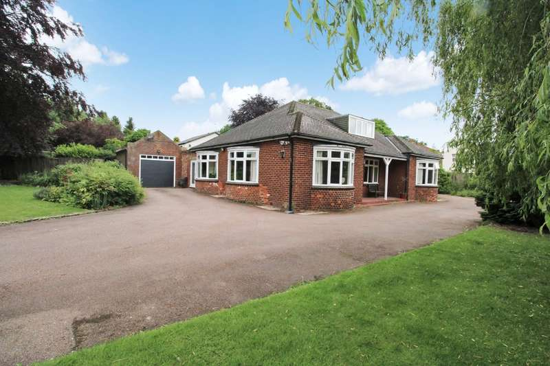 6 Bedrooms Detached Bungalow for sale in Durham Road, Sedgefield