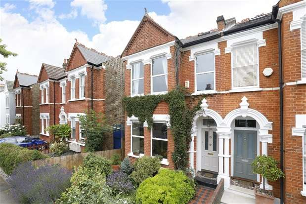 5 Bedrooms Semi Detached House for sale in Clive Road, Dulwich