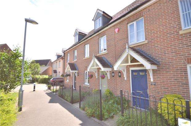 3 Bedrooms Terraced House for sale in Bullfinch Rise, Bracknell, Berkshire