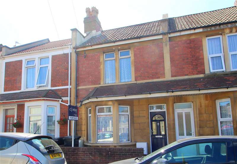 3 Bedrooms Terraced House for sale in Breach Road Ashton Bristol BS3