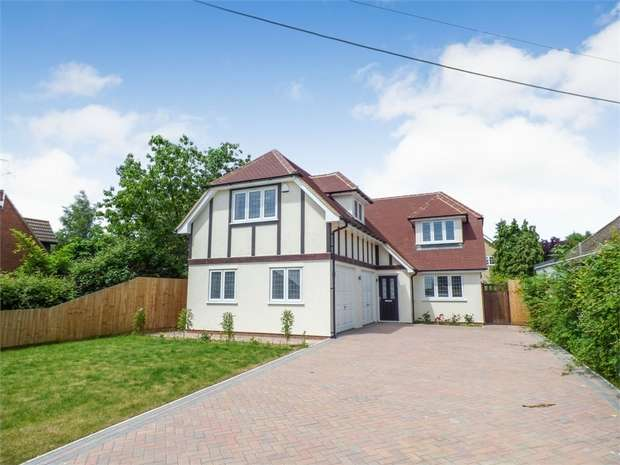 5 Bedrooms Detached House for sale in Mill Road, Billericay, Essex