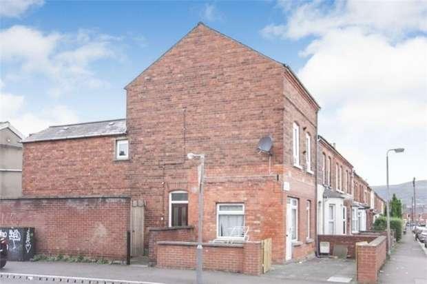 2 Bedrooms Flat for sale in Melrose Street, Belfast, County Antrim