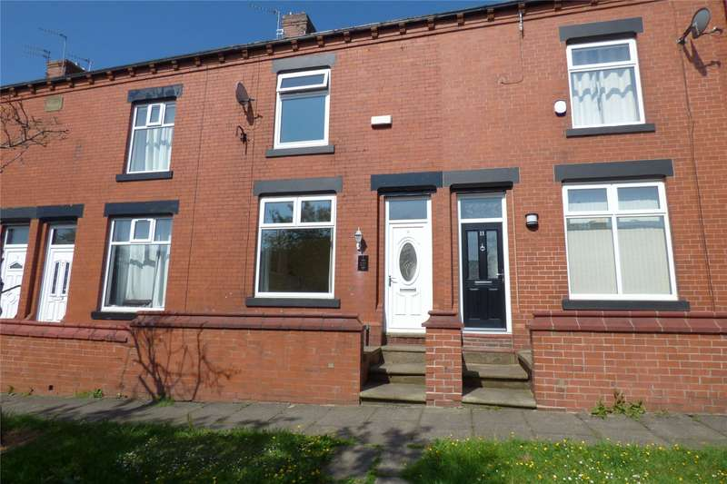 2 Bedrooms Terraced House for sale in Albany Street, Watersheddings, Oldham, OL4