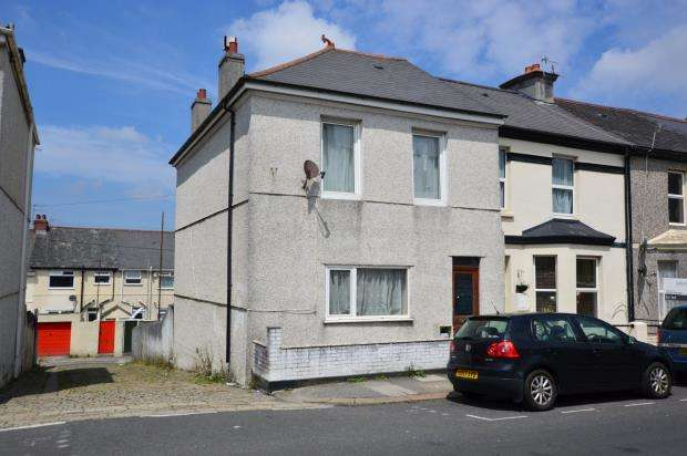 5 Bedrooms End Of Terrace House for sale in Grenville Road, Plymouth, Devon