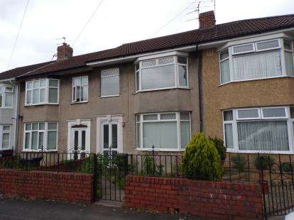 3 Bedrooms Terraced House for sale in Kingsway, St George, Bristol, Somerset