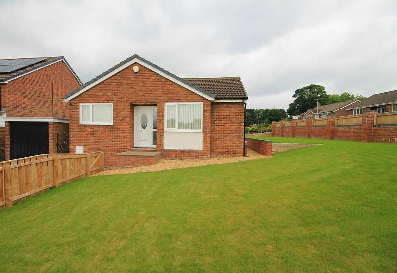 4 Bedrooms Detached Bungalow for sale in Cragside, Witton Gilbert, Durham