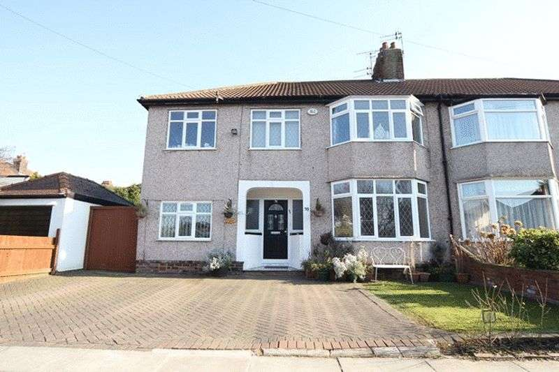 5 Bedrooms Property for sale in Corbridge Road, Childwall, Liverpool, L16