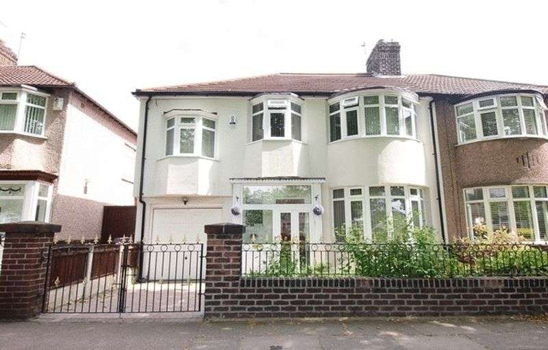 5 Bedrooms Property for sale in Brodie Avenue, West Allerton, Liverpool, L19