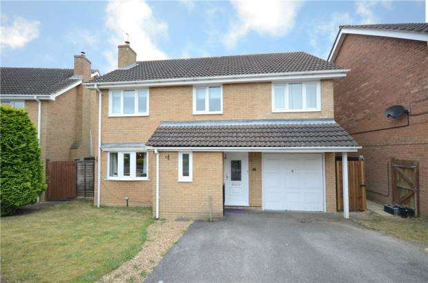 4 Bedrooms Detached House for sale in Acacia Avenue, Heath Park, Sandhurst