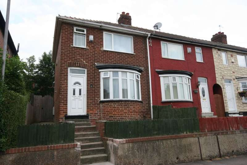 2 Bedrooms Terraced House for sale in Brentford Road, Stockton-On-Tees, TS20