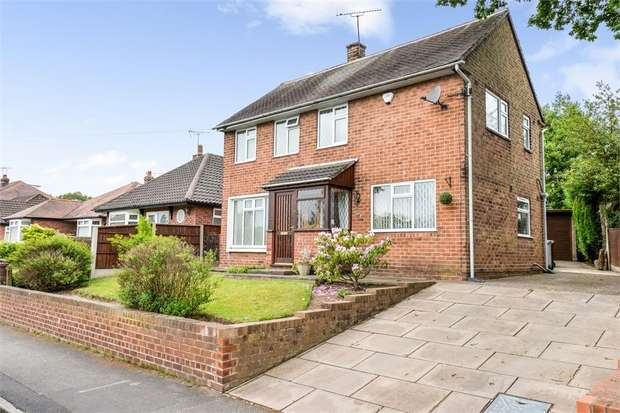 4 Bedrooms Detached House for sale in Hungerford Place, Sandbach, Cheshire