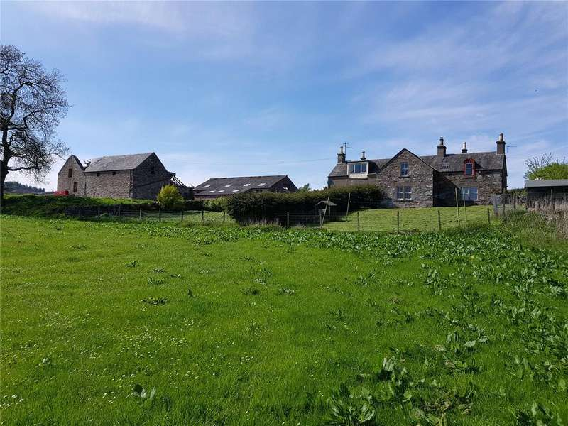 2 Bedrooms Semi Detached House for sale in LOT 1: Dunmore Cottage East, Dungarthill Estate, By Dunkeld, Perthshire
