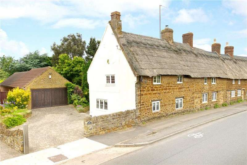 4 Bedrooms Unique Property for sale in High Street, Hardingstone, Northamptonshire