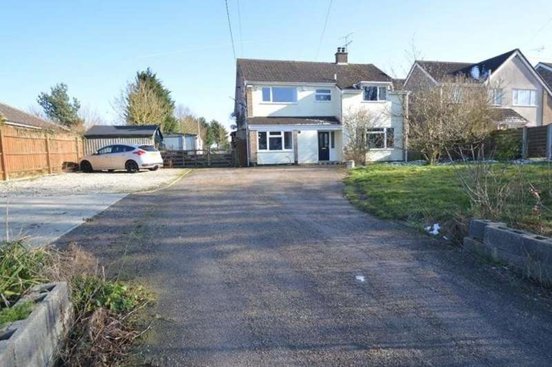 4 Bedrooms Detached House for sale in Dyers End, Stambourne, Halstead