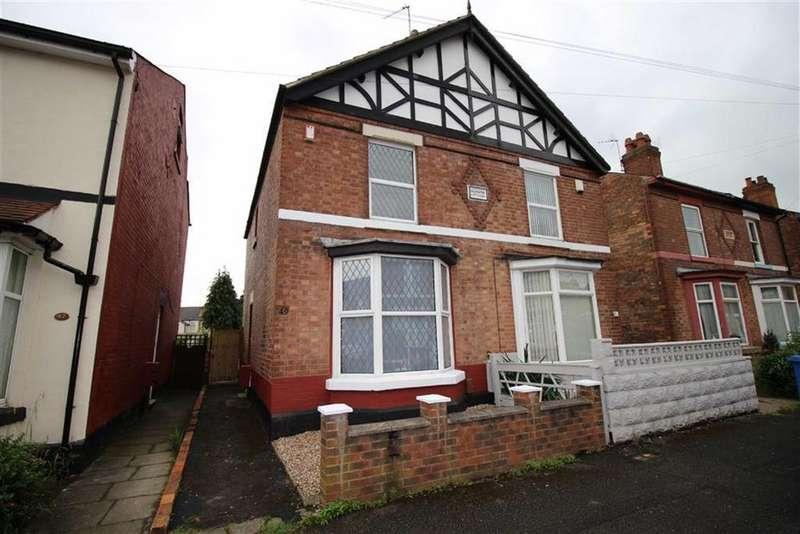 2 Bedrooms Semi Detached House for sale in Fife Street, Alvaston, Derby