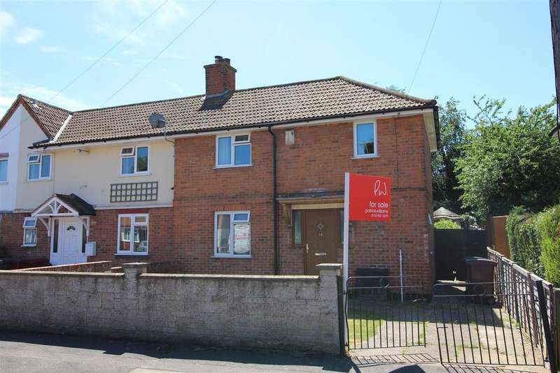 2 Bedrooms End Of Terrace House for sale in Stone Street, Reading