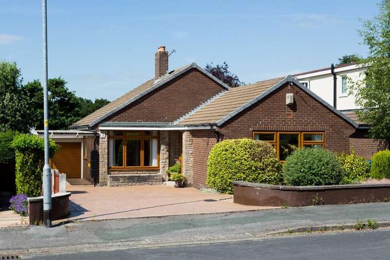 3 Bedrooms Detached Bungalow for sale in Greenwood Road, Lymm