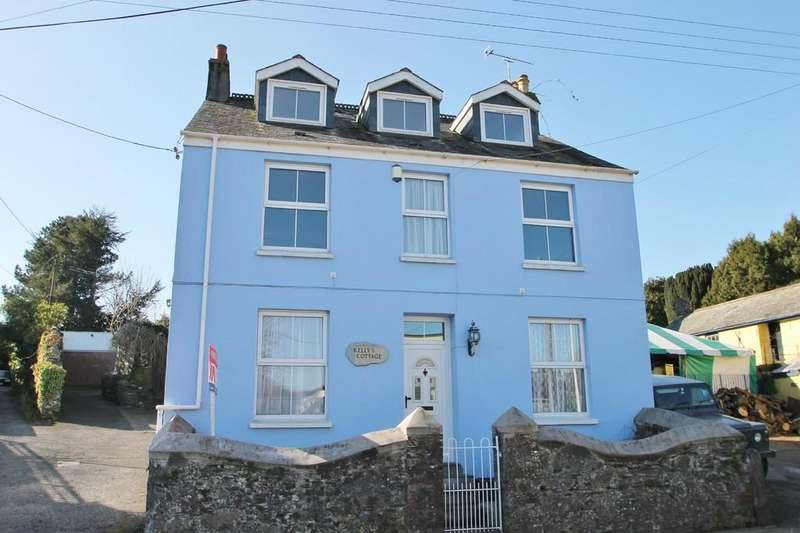 5 Bedrooms Detached House for sale in Church Road, Tideford, Cornwall