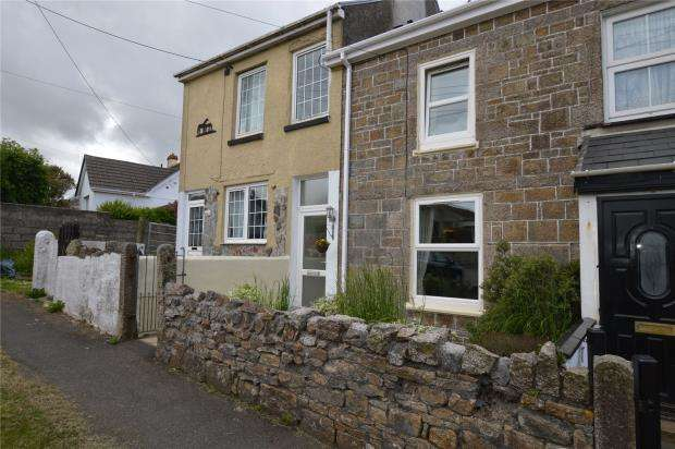 2 Bedrooms Terraced House for sale in Pendarves Street, Beacon, Camborne, Cornwall