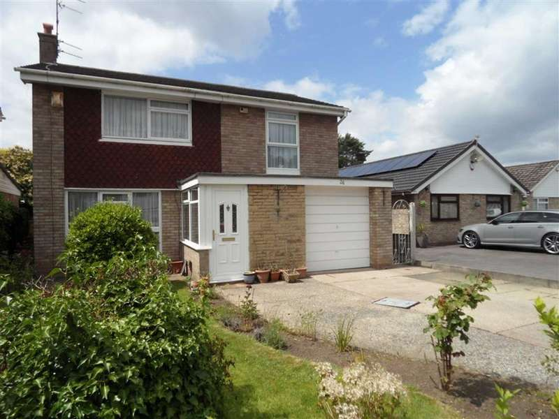 3 Bedrooms Detached House for sale in Buttermere Road, Gatley