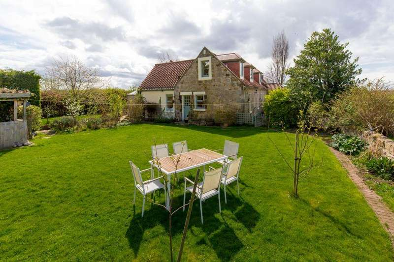 4 Bedrooms Semi Detached House for sale in 2 North Cottage, Southfield, Longniddry, EH32 0PL